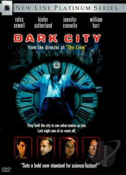 Dark City DVD Cover Art