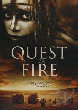 Quest for Fire DVD Cover Art