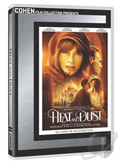 Heat and Dust DVD Cover Art