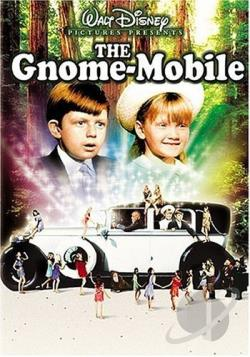 Gnome-Mobile DVD Cover Art