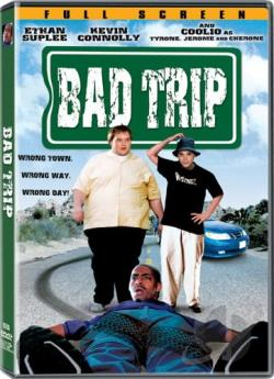 Bad Trip DVD Cover Art