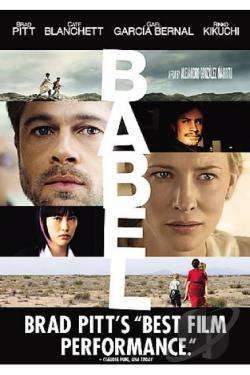 Babel DVD Cover Art