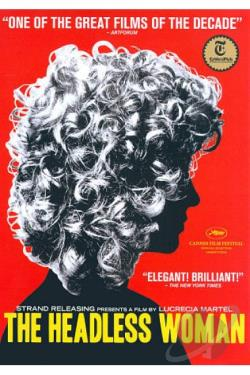 Headless Woman DVD Cover Art