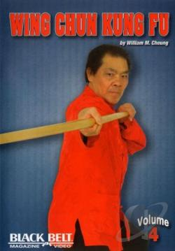 Wing Chun Kung Fu - Vol. 4 DVD Cover Art