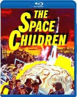Space Children BRAY Cover Art