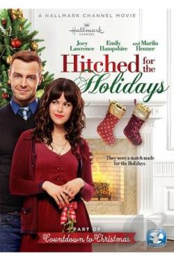 Hitched for the Holidays DVD Cover Art