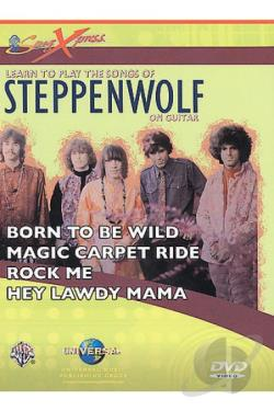 Songxpress - Steppenwolf DVD Cover Art