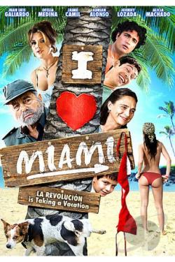 I Love Miami DVD Cover Art