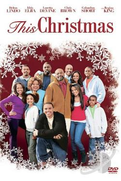 This Christmas DVD Cover Art