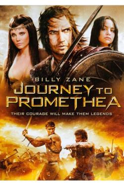 Journey to Promethea DVD Cover Art