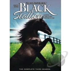 New Adventures of the Black Stallion: Season 3 DVD Cover Art