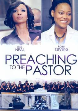 Preaching to the Pastor DVD Cover Art