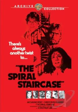 Spiral Staircase DVD Cover Art