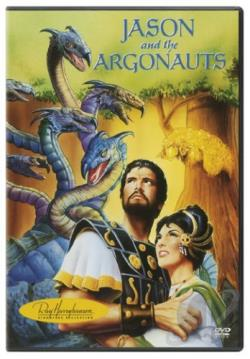 Jason and the Argonauts DVD Cover Art