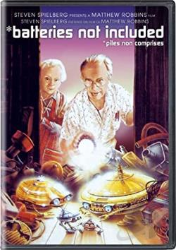 Batteries Not Included DVD Cover Art