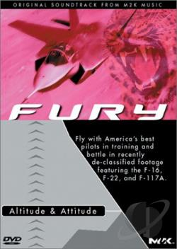 Jets: Volume 3 - Fury DVD Cover Art