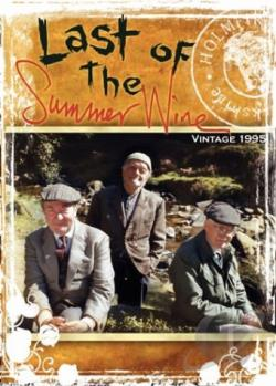 Last of the Summer Wine - Vintage 1995 DVD Cover Art