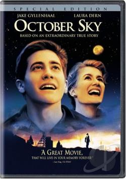 October Sky DVD Cover Art