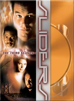 Sliders - The Third Season DVD Cover Art