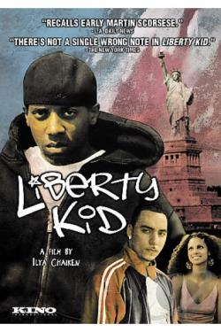 Liberty Kid DVD Cover Art
