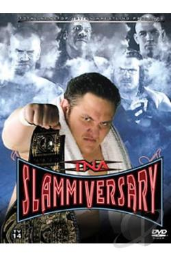 TNA - Slammiversary 2008 DVD Cover Art
