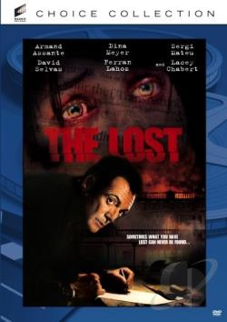 Lost DVD Cover Art