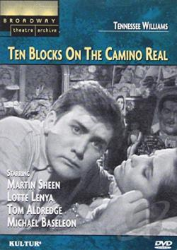 Ten Blocks on the Camino Real DVD Cover Art