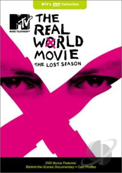 MTV's The Real World Movie: The Lost Season DVD Cover Art