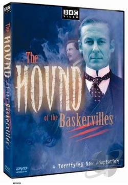 Hound of the Baskervilles DVD Cover Art