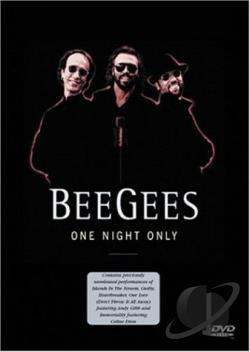 Bee Gees, The - One Night Only DVD Cover Art