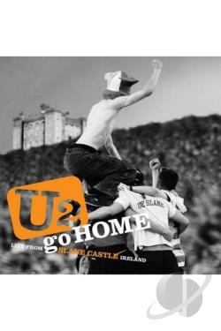 U2 - Go Home: Live from Slane Castle, Ireland DVD Cover Art