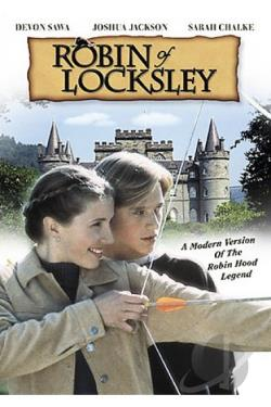 Robin Of Locksley DVD Cover Art