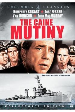 Caine Mutiny DVD Cover Art