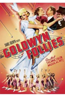 Goldwyn Follies DVD Cover Art