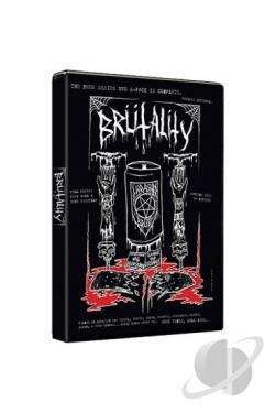 Brutality DVD Cover Art