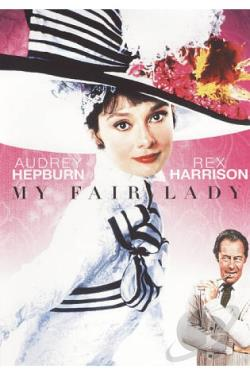 My Fair Lady DVD Cover Art