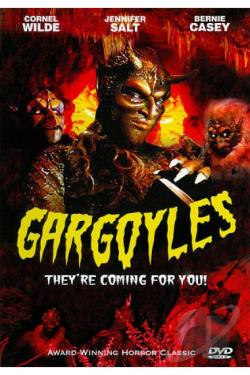 Gargoyles DVD Cover Art