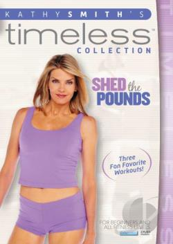 Kathy Smith - Shed the Pounds DVD Cover Art