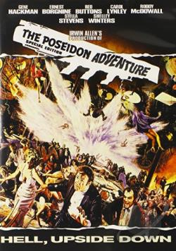 Poseidon Adventure DVD Cover Art