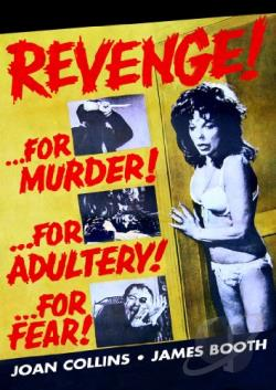 Revenge DVD Cover Art