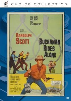 Buchanan Rides Alone DVD Cover Art