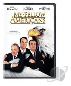 My Fellow Americans DVD Cover Art