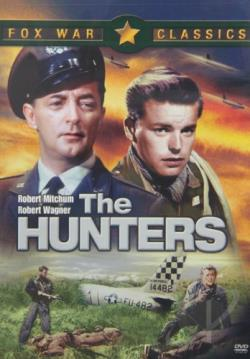 Hunters DVD Cover Art