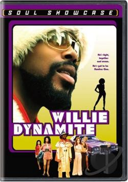 Willie Dynamite DVD Cover Art