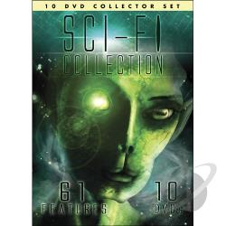 Sci - Fi Collection, Vol. 1 DVD Cover Art