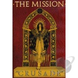 Mission, The - Crusade DVD Cover Art