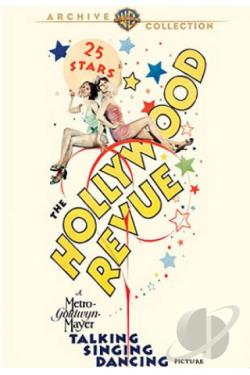 Hollywood Revue of 1929 DVD Cover Art