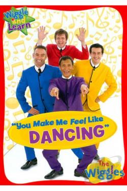 Wiggles - You Make Me Feel Like Dancing DVD Cover Art