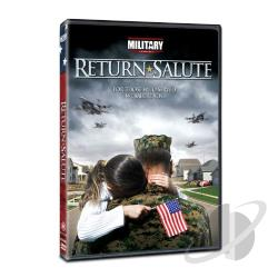 Return Salute DVD Cover Art