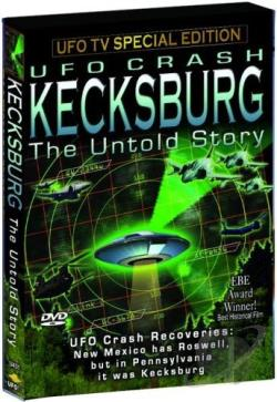Kecksburg: The Untold Story DVD Cover Art